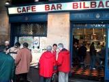 El Café Bilbao culto.