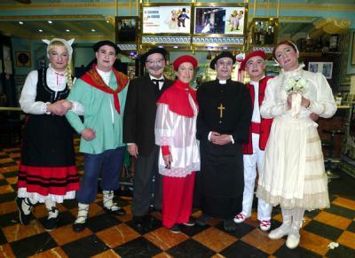 Inauteriak: El Casorio de Guridi